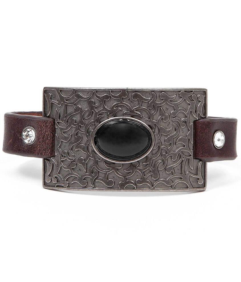 BKE Stone Bracelet front view