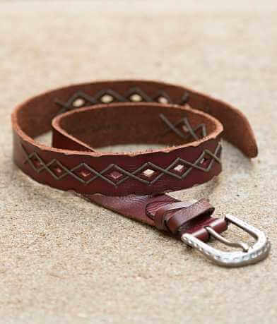 Indie Spirit Embroidered Belt