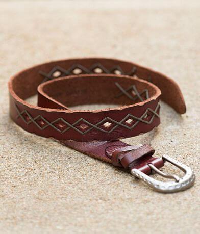 Indie Spirit Designs Embroidered Belt