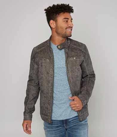 X-Ray Jeans Pleated Jacket