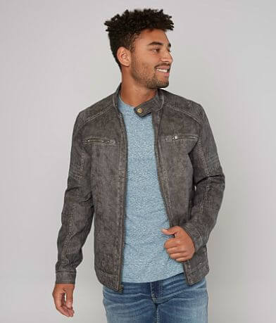 X-Ray Jeans Pleated Jacket