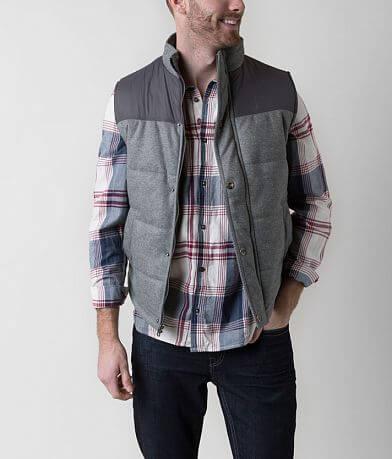 Buckle Black Davey Vest