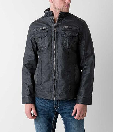 Buckle Black Ames Jacket