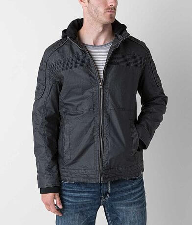 Buckle Black Bueller Jacket