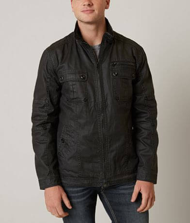 Buckle Black Misunderstood Jacket