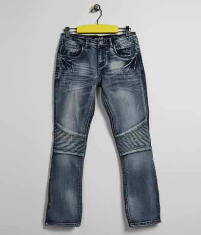 Boys - X-Ray Carbon Iced Stretch Jean