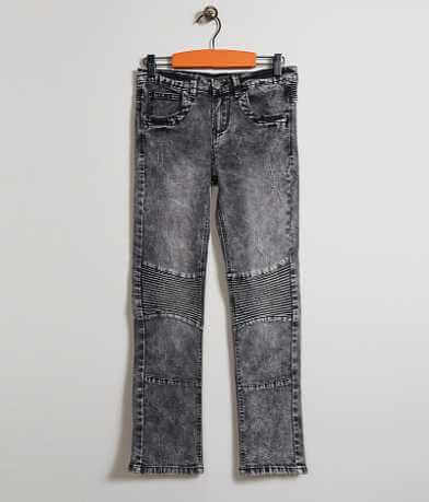 Boys - X-Ray Dylan Acid Wash Stretch Jean