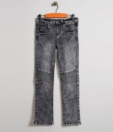 Boys - X-Ray Dylan Acid Wash Stretch Jean