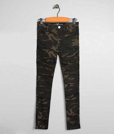 Boys - X-Ray Jeans Granby Camo Moto Skinny Jean