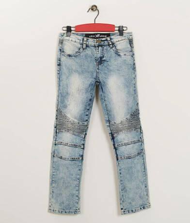 Boys - X-Ray Jeans Jacob Moto Stretch Jean