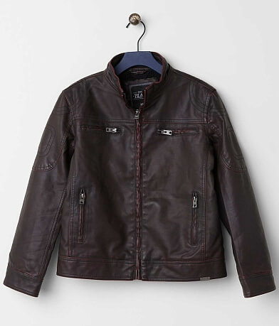 Boys - Buckle Black Anderson Jacket