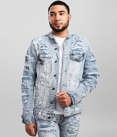 Smoke Rise® Montauk Denim Stretch Jacket