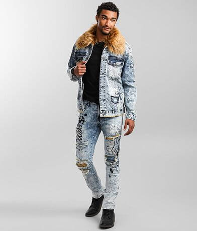 Smoke Rise® Mojave Denim Stretch Jacket