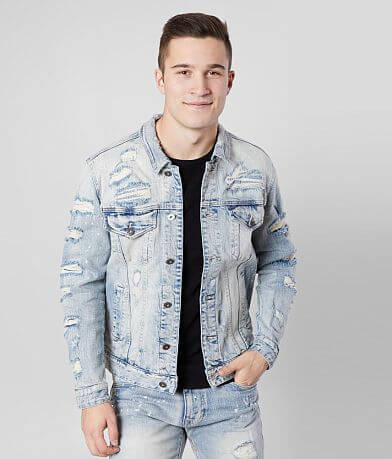 Smoke Rise® Cascade Denim Stretch Jacket