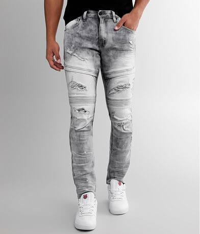 Smoke Rise® Taper Super Stretch Jean