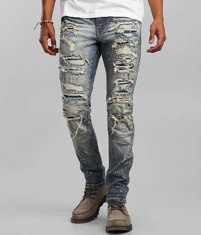 Smoke Rise® Chester Taper Stretch Jean