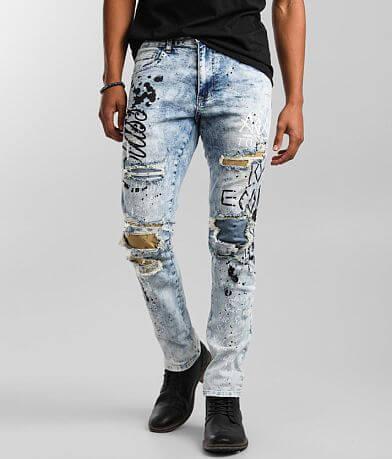 Smoke Rise® Mojave Taper Stretch Jean