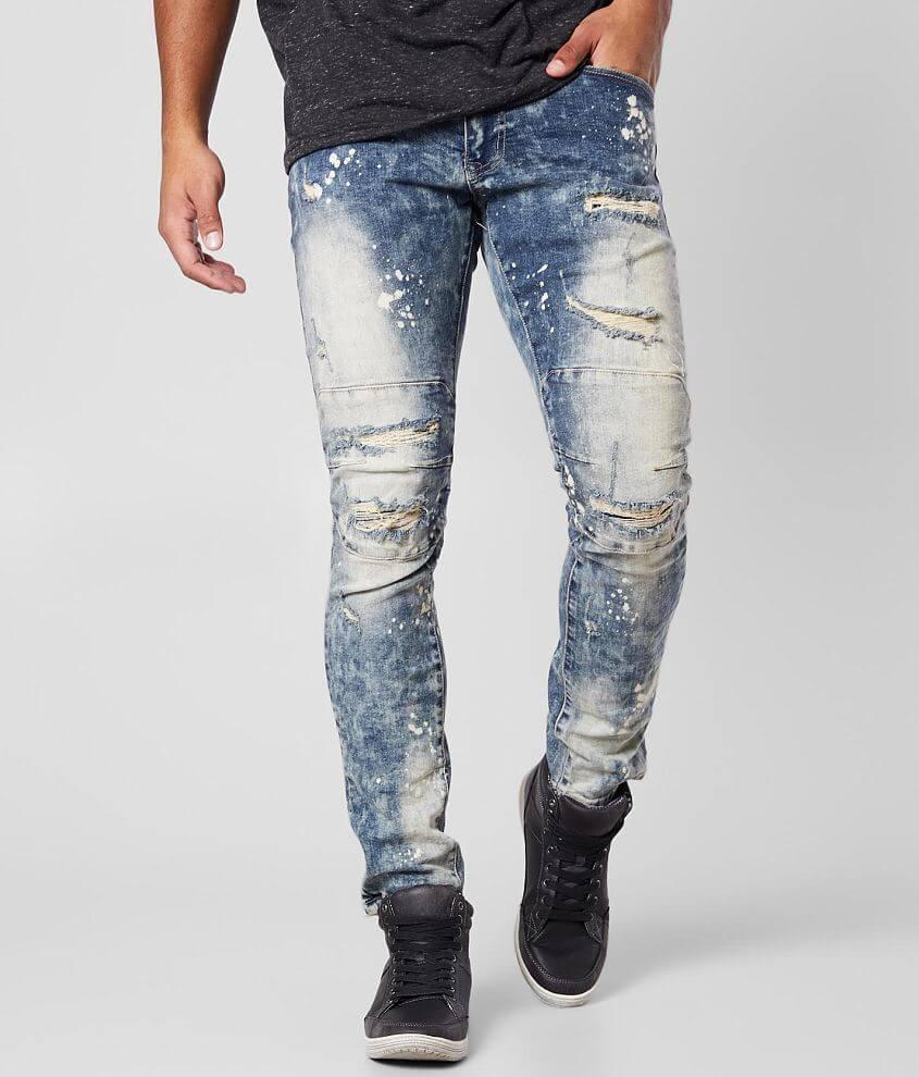 Smoke Rise® Stella Taper Stretch Jean front view