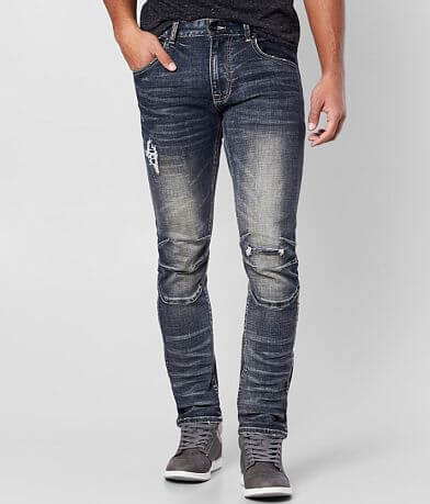 Smoke Rise® Coastal Taper Stretch Jean