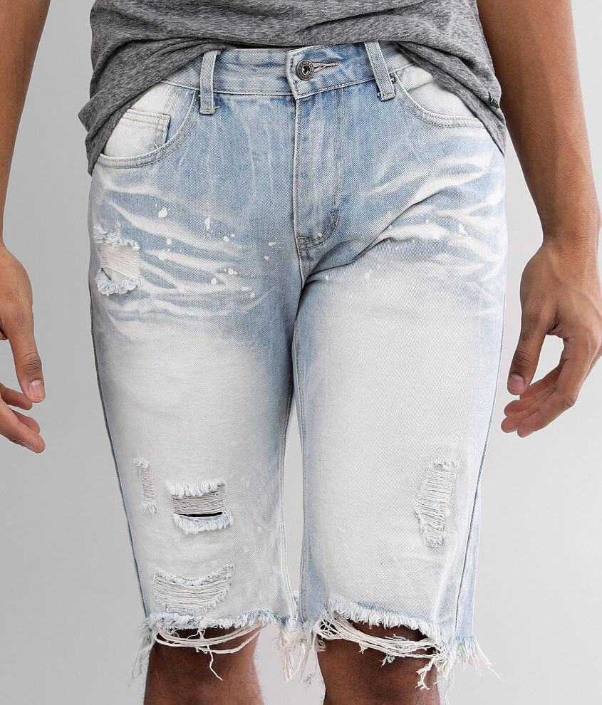 Smoke Rise® Speckle Rigid Short front view