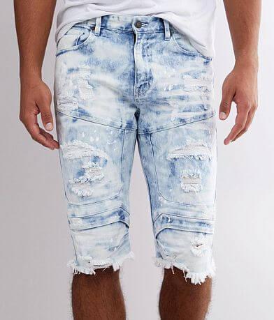 Smoke Rise® Roxy Blue Stretch Short