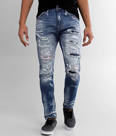 Smoke Rise® Taper Stretch Jean
