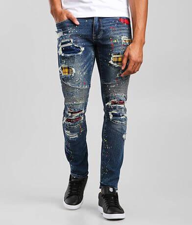 Smoke Rise® Midsummer Taper Stretch Jean