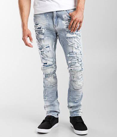 Smoke Rise® Montauk Taper Stretch Jean