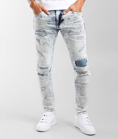 Smoke Rise® Marina Taper Stretch Jean