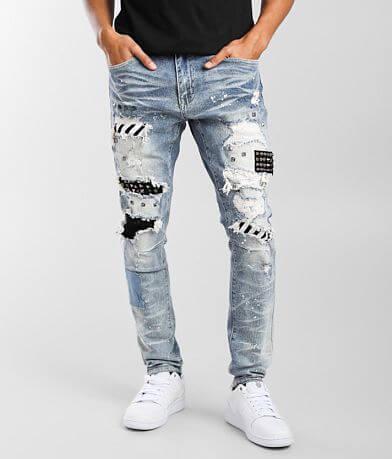 Smoke Rise® Highland Taper Stretch Jean
