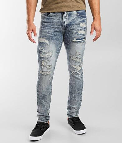 Smoke Rise® Malibu Taper Stretch Jean