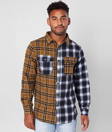 Smoke Rise® Mixed Flannel Shirt