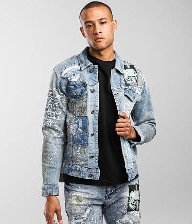 Smoke Rise® Denim Stretch Jacket