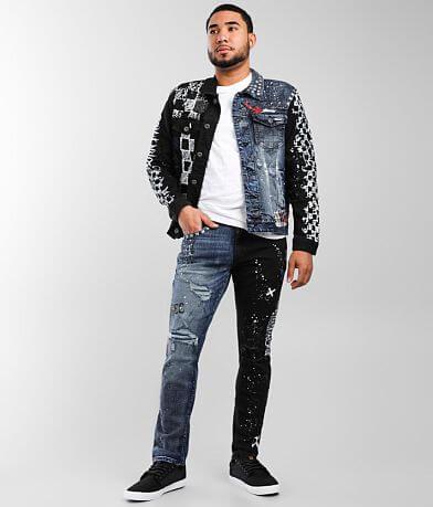 Smoke Rise® Tally Taper Stretch Jean
