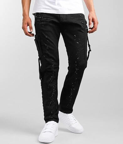 Smoke Rise® Utility Taper Stretch Jean