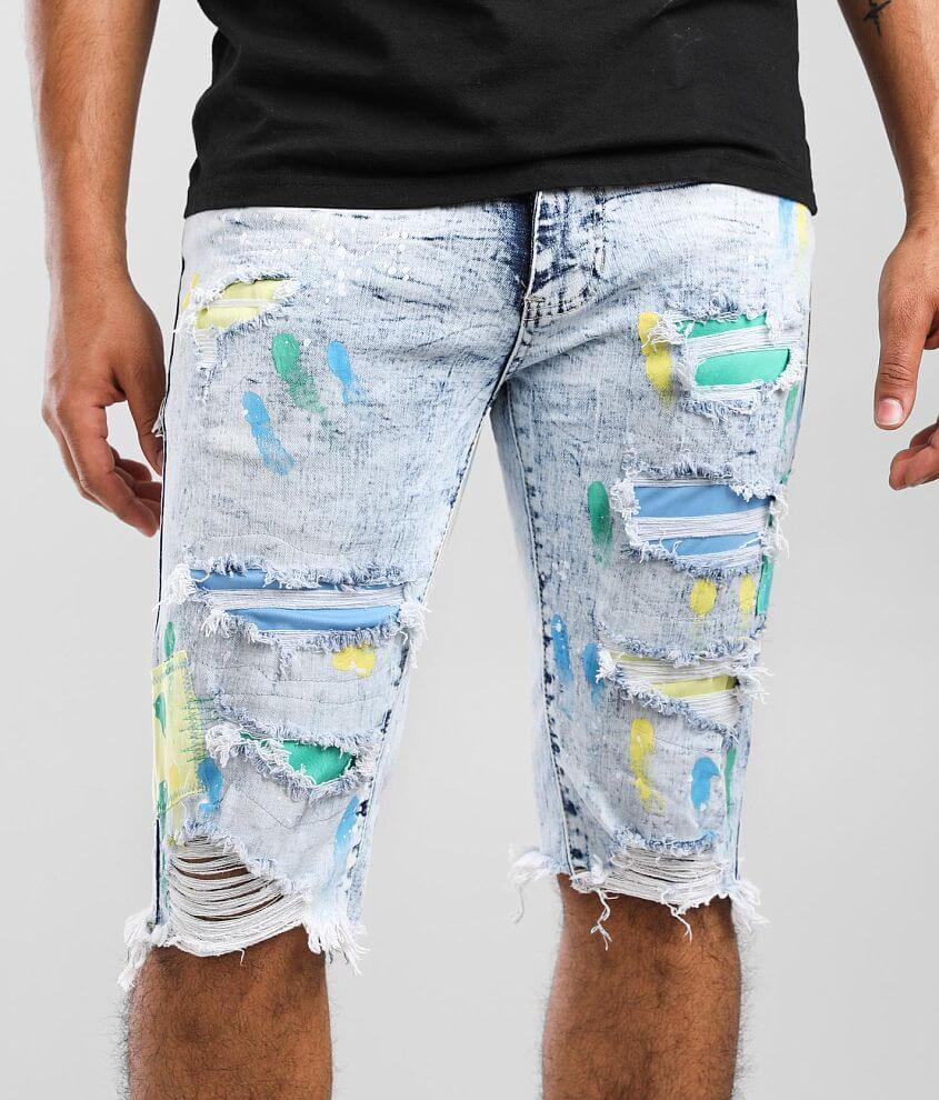 Smoke Rise® Conway Stretch Short front view