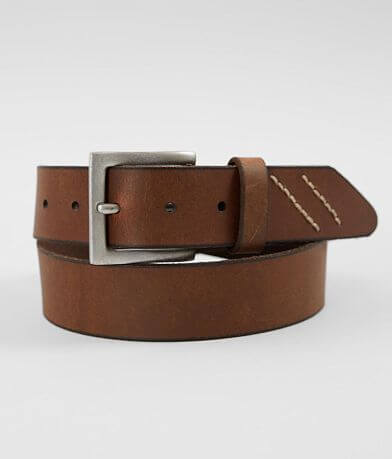 Buffalo Distressed Leather Belt