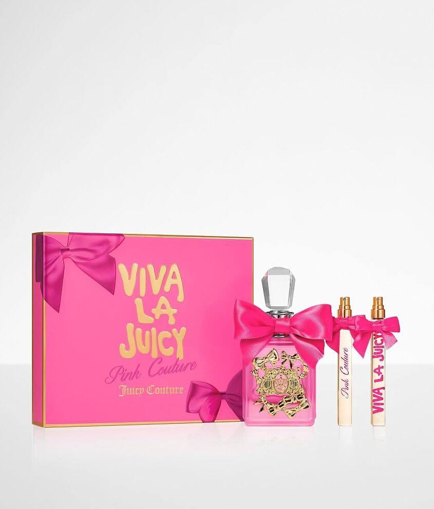 Juicy Couture Viva La Juicy Fragrance Gift Set front view