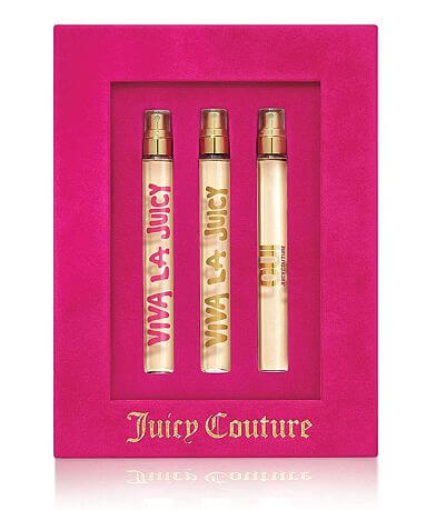 Juicy Couture Travel Fragrance Set