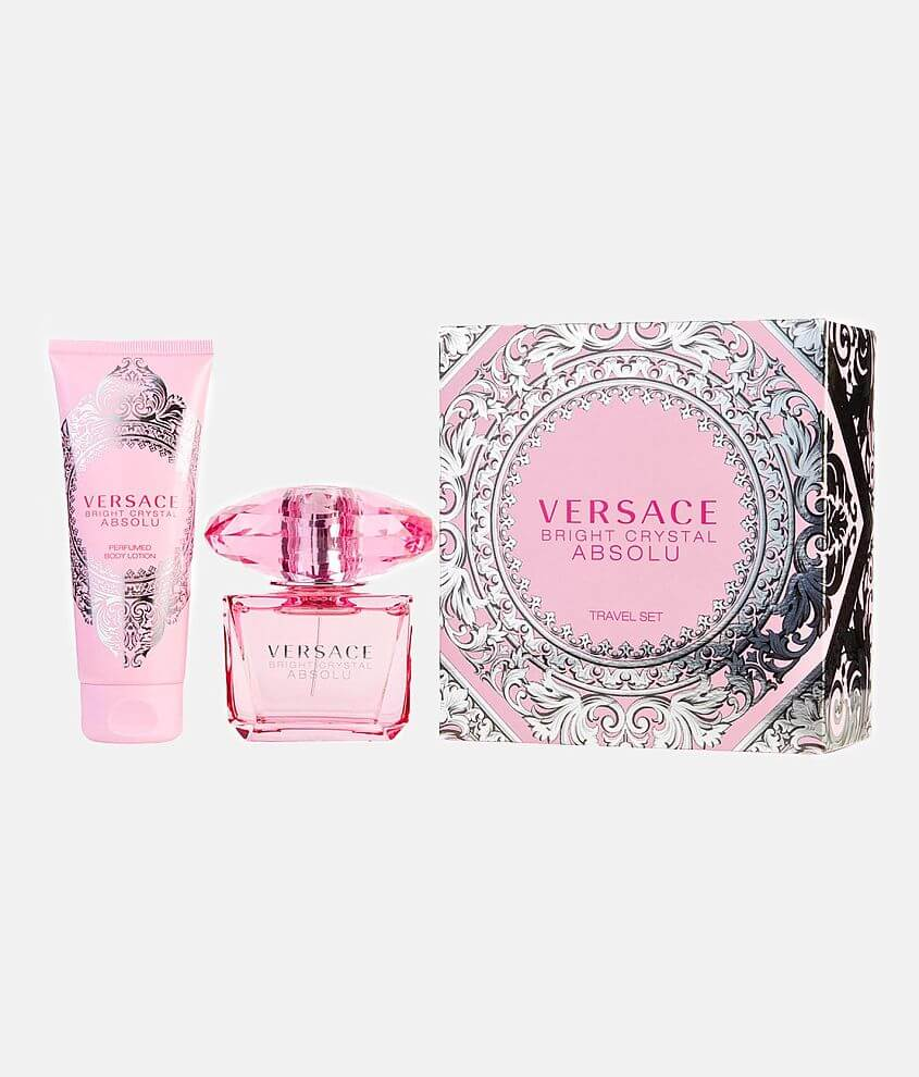 Women\'s 3.0 oz spray fragrance Women\'s 3.4 oz perfumed body lotion Top Notes: Yuzu, Pomegranate and Icy Accord Heart Notes: Raspberry, Lotus Flower, Peony and Magnolia Base Notes: Acajou Wood, Vegetal Amber and Musk Due to the contents of this product, this item is only available via Ground Shipping No shipping to Alaska, Hawaii, international locations, US territories, APO/FPO addresses or P.O. Boxes