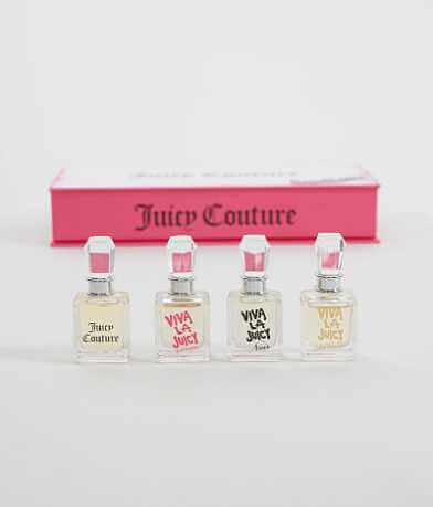 Juicy Couture Deluxe Mini Fragrance Gift Set