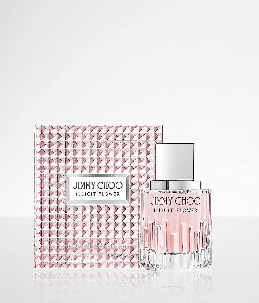 Jimmy Choo Illicit Flower Fragrance front view