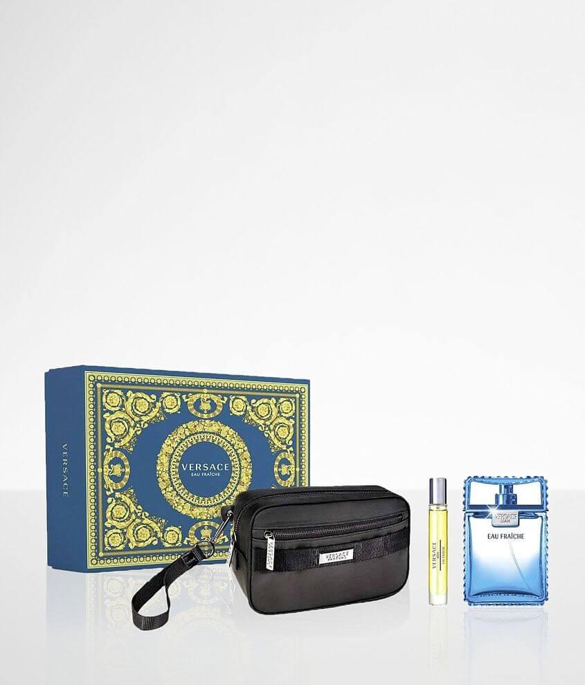 Versace Eau Fraiche Cologne Gift Set front view