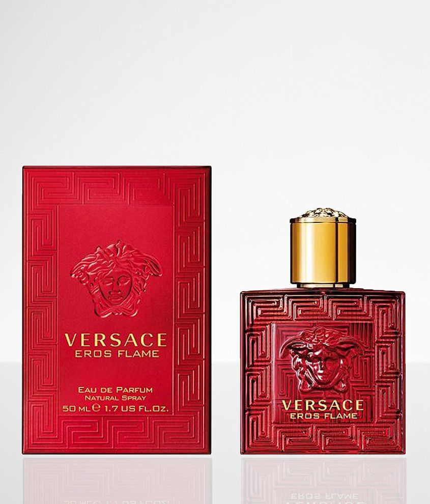 Versace Eros Flame Cologne front view