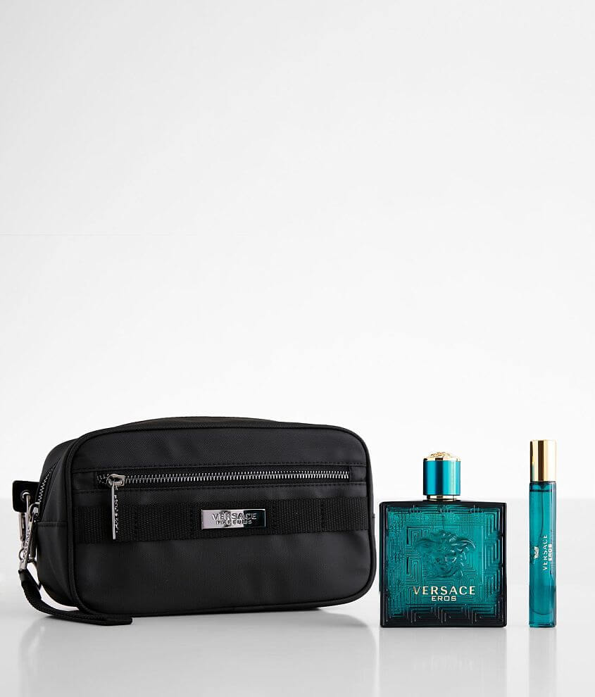 Versace Eros Cologne Gift Set front view