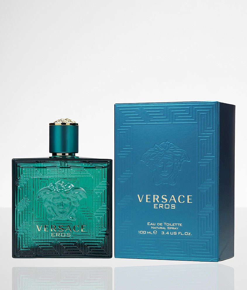 versace eros brand Top brands eros for men by gianni versace eau de toilette spray rated 5 out of 5 by onesuber from great scent i bought it about a month ago and it am enjoying it.