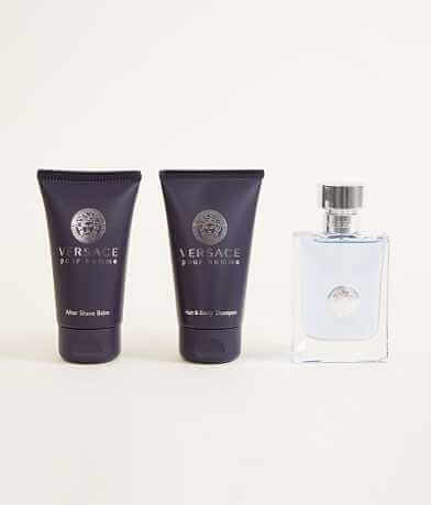 Versace Man Cologne Gift Set