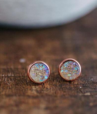 Nichole Lewis Designs Druzy Earring