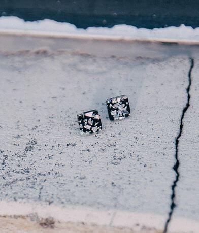 Nichole Lewis Designs Metallic Earring
