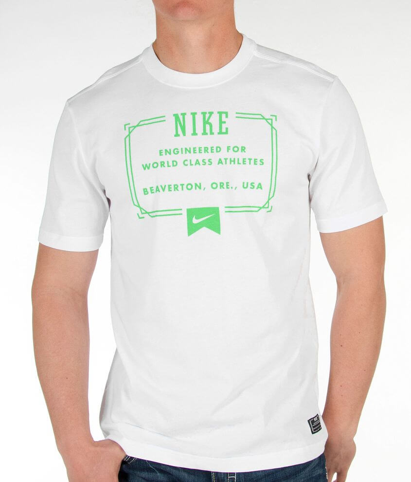 Nike Lock Up T-Shirt front view